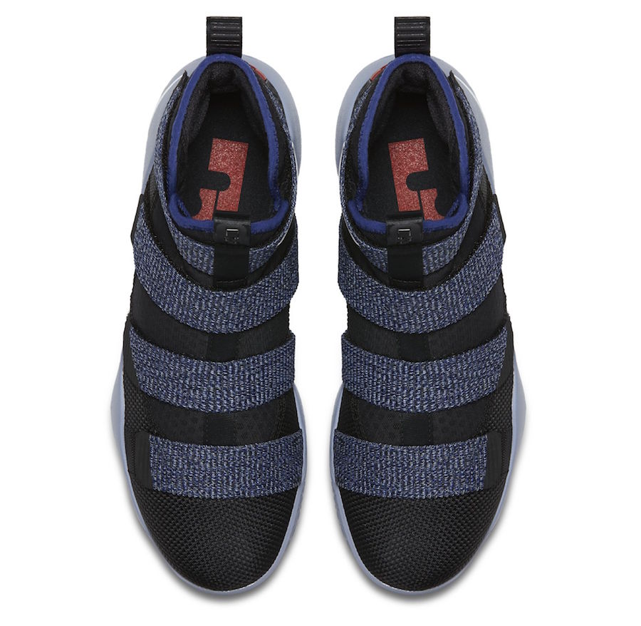 2831bc703cb4c The Nike LeBron Soldier 11 Steel Releases In October!