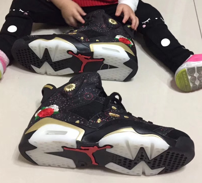 28295231097f7b The 2018 Air Jordan 6 CNY Aka Chinese New Year Surfaces ...