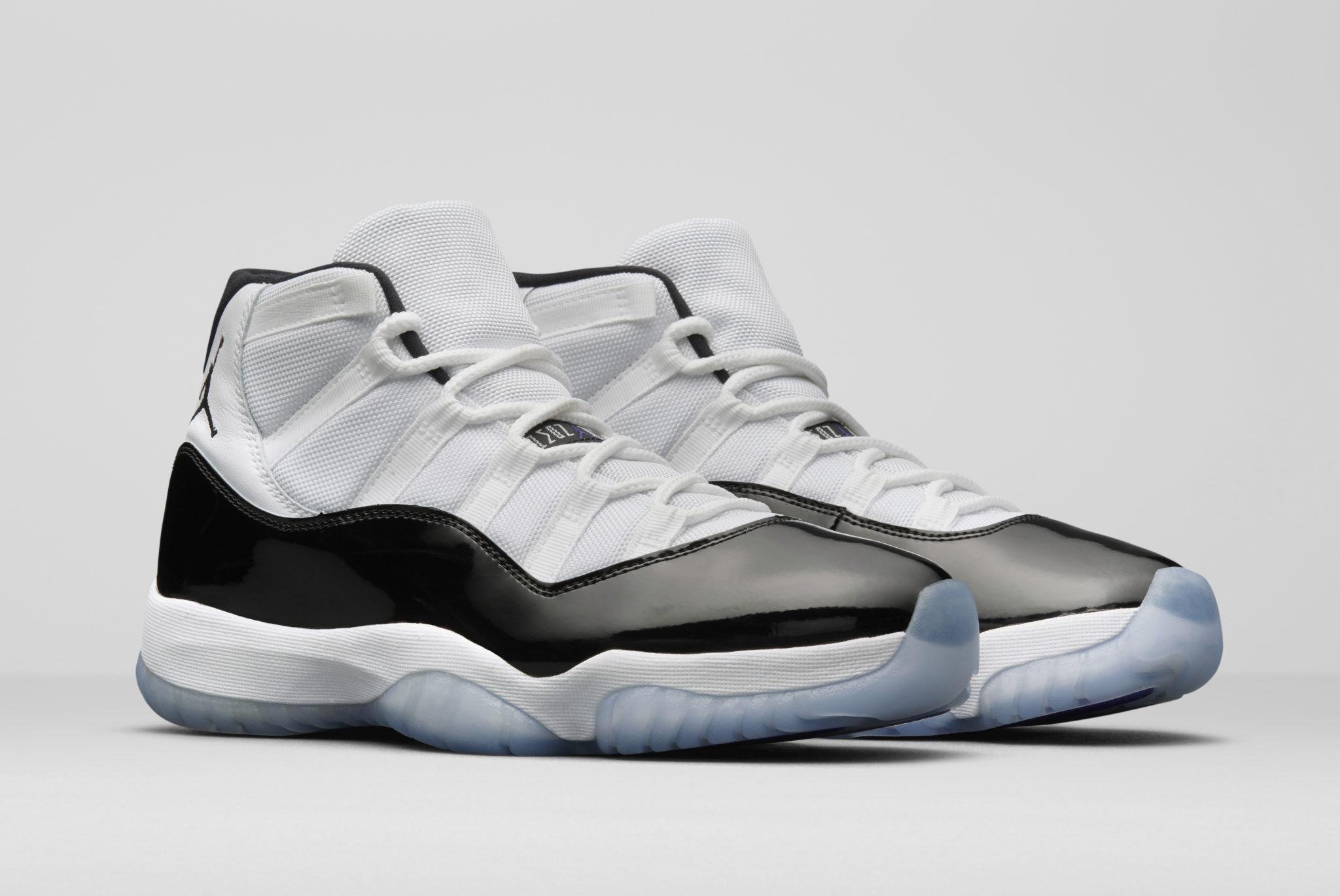 "3bc4bcc83171 Air Jordan 11 ""Concord"" Color  White Black-Dark Concord Style Code  378037- 100. Release Date  December 8"