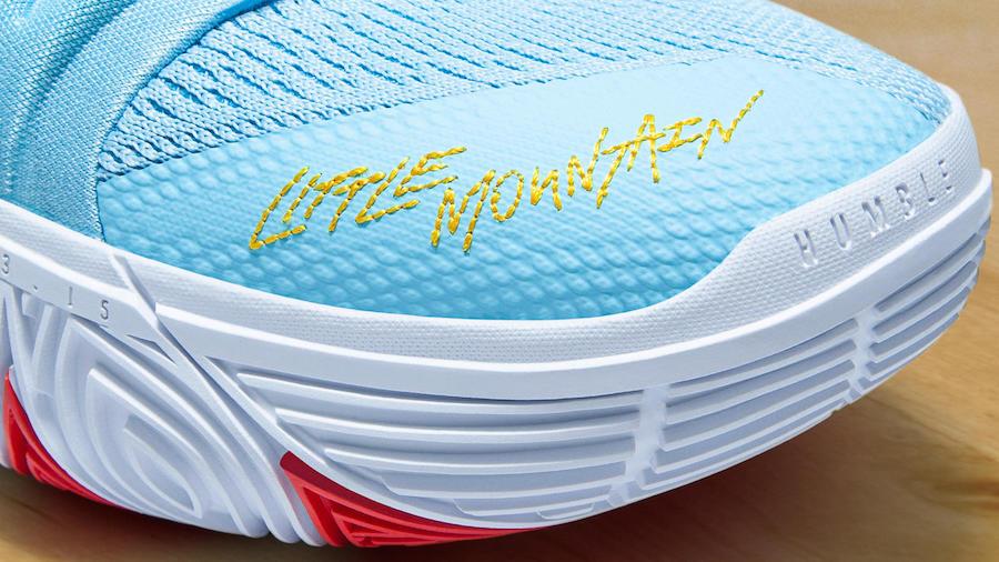 245998268ff ... The Nike Kyrie 5 Little Mountain PE. Written By  Sayitwityakickz