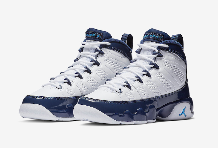 https://www.sneakerreporter.com/wp-content/uploads/2019/01/Air-Jordan-9-UNC-All-Star-University-Blue-Midnight-Navy-302370-145-Release-Date.jpg
